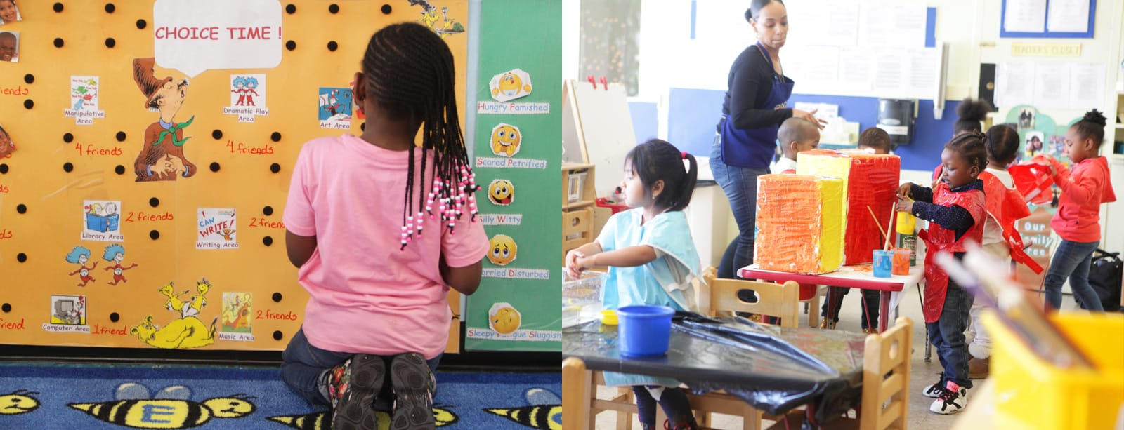 Brooklyn Kindergarten Society Full Day Preschool