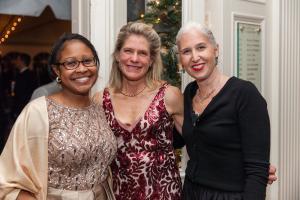 Aprille, Jeanne and Rebecca