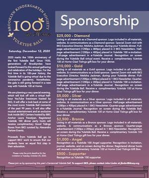 Sponsorship graphic